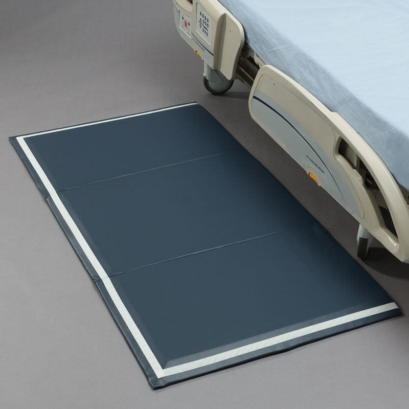 diframed tapis anti chutes du lit a bords phosphorescents. Black Bedroom Furniture Sets. Home Design Ideas