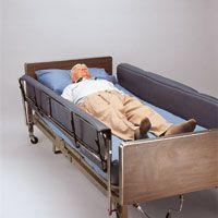 diframed protections matelassees pour barrieres de lit. Black Bedroom Furniture Sets. Home Design Ideas