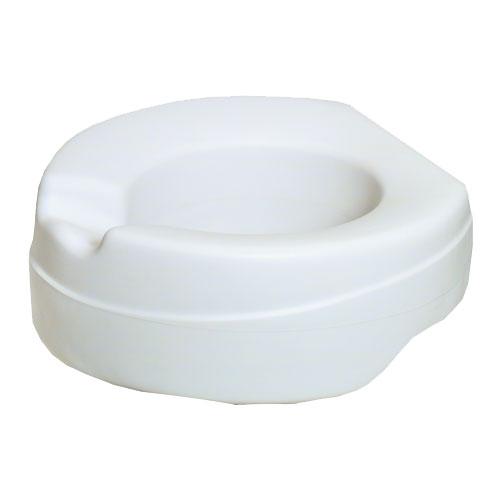 rehausseur de toilette souple sans couvercle. Black Bedroom Furniture Sets. Home Design Ideas